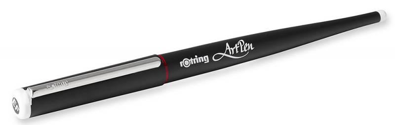 Ручка перьевая пластиковая для каллиграфии Rotring ArtPen SKETCH EF, цвет: черный sketch