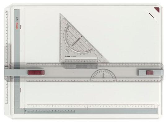 Чертежная доска Rotring Rapid, формат A3