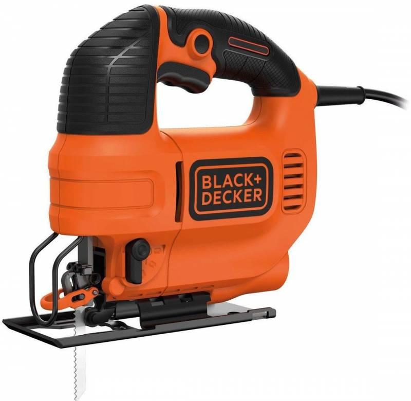 Лобзик Black & Decker. KS701E-QS паровая швабра black decker fsm1630 fsm1630 qs