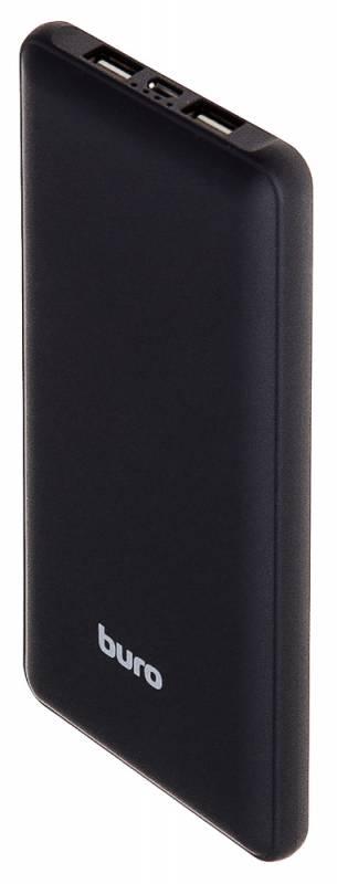 Мобильный аккумулятор Buro RA-10000SM Li-Pol 10000mAh 3A+1.5A черный 2xUSB цена