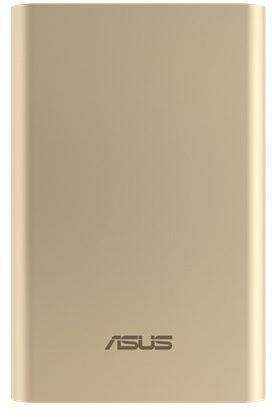 Мобильный аккумулятор Asus ZenPower ABTU005 Li-Ion 10050mAh 2.4A, 1xUSB, 90AC00P0-BBT078, 1000683, 1000683, золотистый аккумулятор asus zenpower ultra 20100mah silver 90ac00m0 bbt020