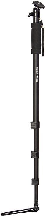 Штатив монопод Rekam RM-205 напольный, черный штатив rekam rm 205 напольный монопод до 173 см нагрузка до 3 кг черный