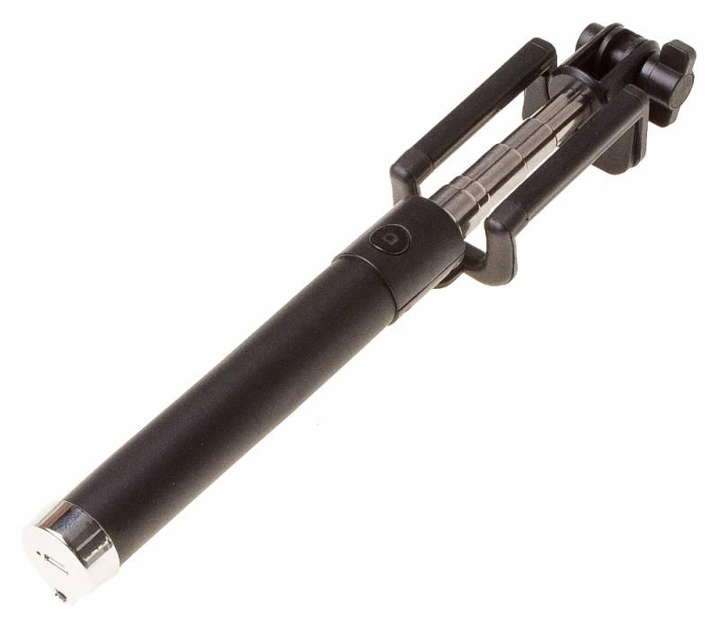 Штатив монопод Buro Selfie ручной, SS-BT-BK, черный/серебристый штатив bosch bt 250 0 601 096 a00