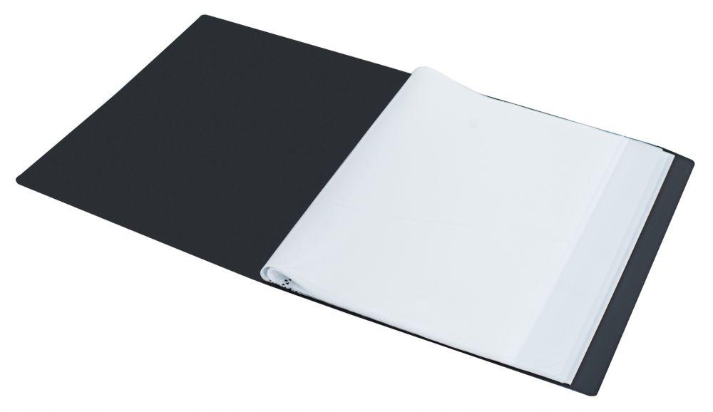 Папка Silwerhof, 10 прозрачных вкладышей, формат А4 кисть silwerhof 981127 10