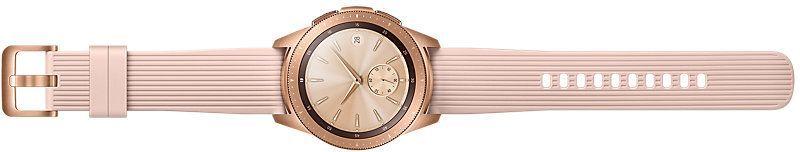 Смарт-часы Samsung, цвет: розовое золото