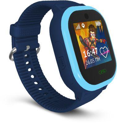 Умные часы Кнопка Жизни Aimoto Ocean, синий
