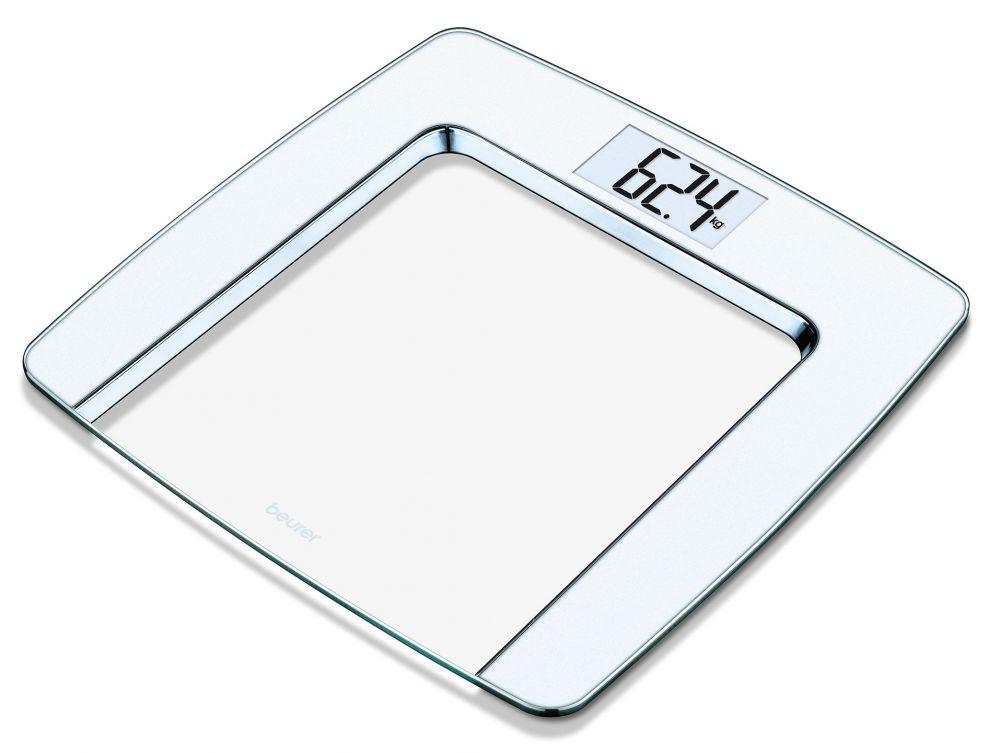 Весы напольные электронные Beurer GS490 макс.180кг белый