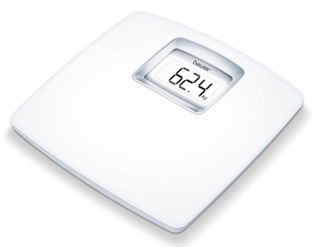 Весы напольные Beurer PS25, белый весы напольные beurer bf600 style
