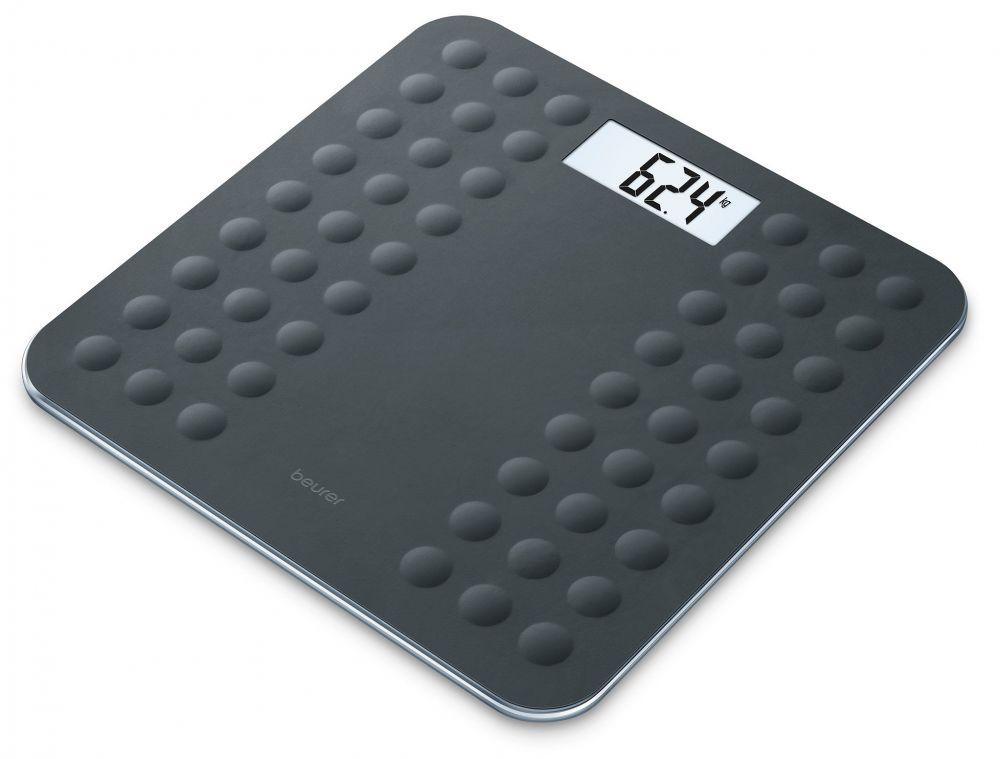 Весы напольные Beurer GS300, электронные, цвет: черный