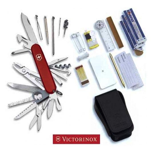 Набор инструментов Victorinox SOS-Set (1.8810), карт.коробка цена