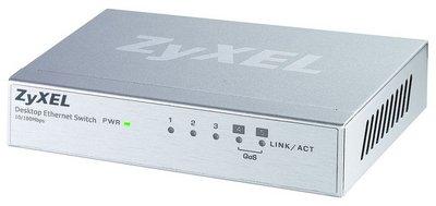 Коммутатор Zyxel ES-105A v3 ES-105AV3-EU0101F 5x100Mb, 96279 fx5u 16eyt es