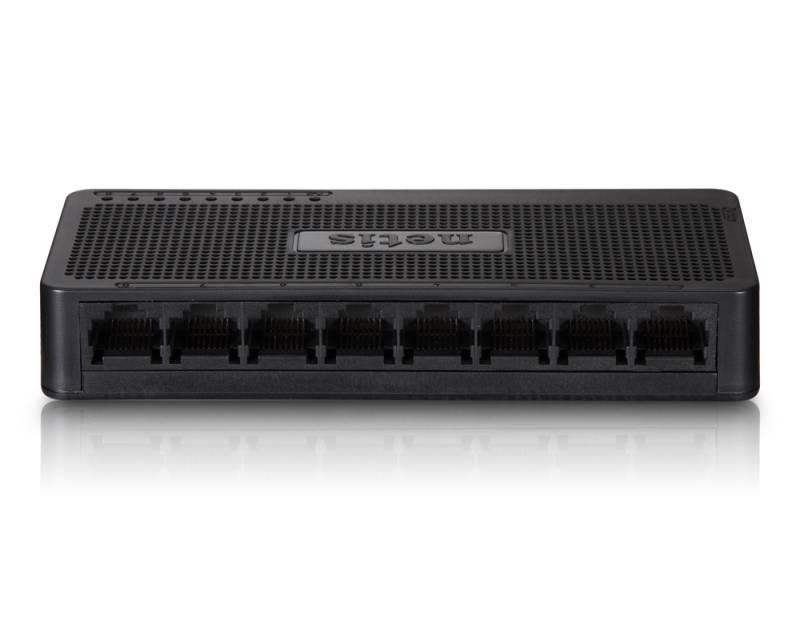 Коммутатор Netis ST3108S 408899 8x100Mb неуправляемый, 408899 netis pe6310h