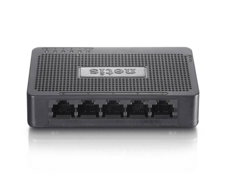 Коммутатор Netis ST3105S 408583 5x100Mb неуправляемый, 408583 netis pe6310h