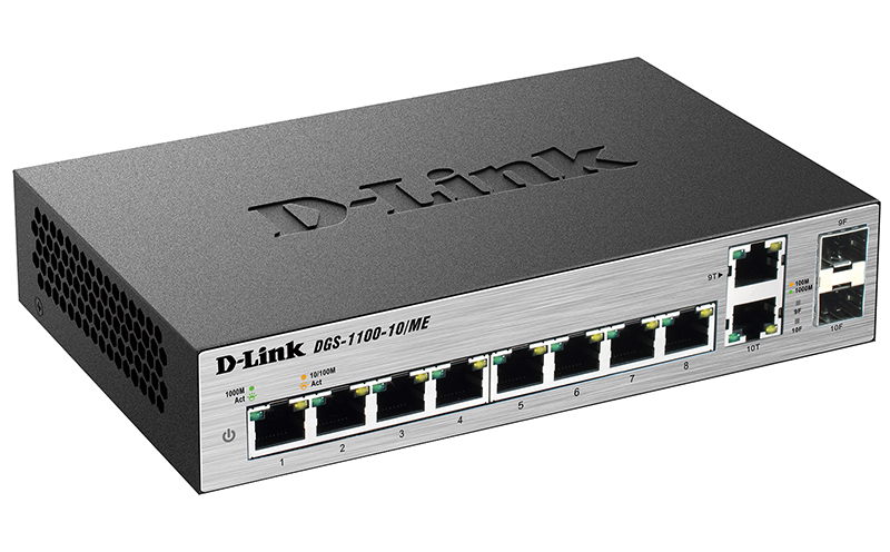 Коммутатор D-Link DGS-1100-10/ME/A1A, 980774 цены онлайн