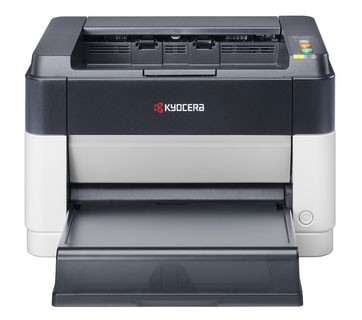 Принтер лазерный Kyocera FS-1040 1102M23RU2 A4 цена