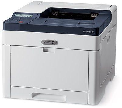 Принтер светодиодный Xerox Phaser 6510N A4 Net 6510V_N
