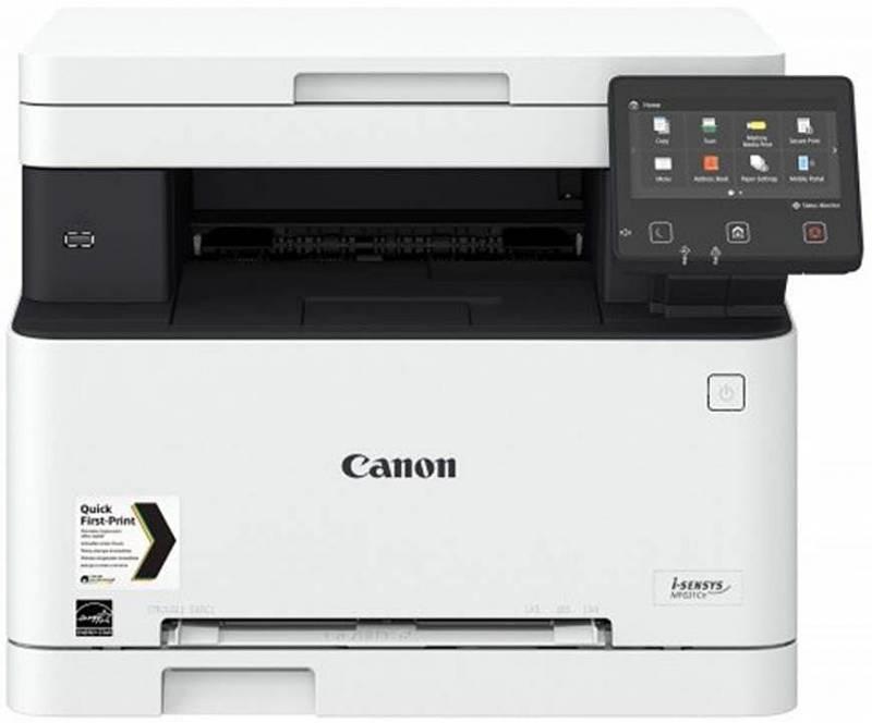 МФУ Canon i-Sensys Colour MF631Cn, 486694, лазерный, белый/черный мфу лазерный canon i sensys mf428x a4 лазерный белый [2222c006]