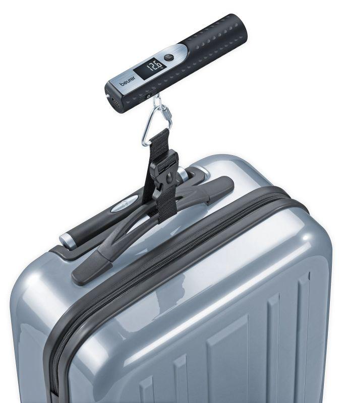 Весы багажные электронные Beurer LS50, 1057406, цвет: черный цена 2017