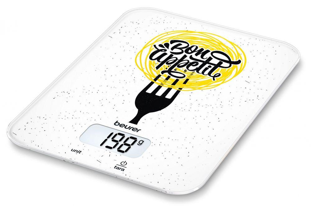 лучшая цена Весы кухонные электронные Beurer KS19 Bon Appetit. 1057410