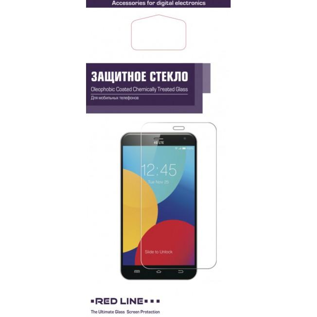 Защитное стекло Redline для экрана для Huawei Y3II redline защитное стекло redline для galaxy a5 2016