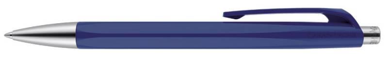 Ручка шариковая Carandache Office INFINITE Nigth Blue, цвет чернил: синий ручка шариковая carandache office infinite 888 253 gb swiss cross m синие чернила подар кор