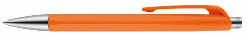Ручка шариковая Carandache Office INFINITE, цвет чернил: синий ручка шариковая carandache office infinite 888 253 gb swiss cross m синие чернила подар кор