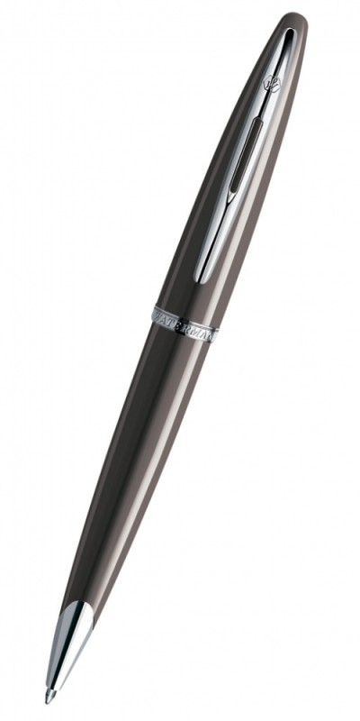 Ручка шариковая Waterman Carene Frosty Brown Lacquer ST M. S0839740 ручка шариковая waterman hemisphere s0920670 mars