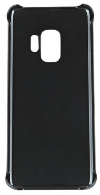 Чехол клип-кейс Samsung для Samsung Galaxy S9 Montblanc Sartorial, 1065516, черный чехол клип кейс redline ibox blaze для samsung galaxy j1 2016 черный [ут000009696]