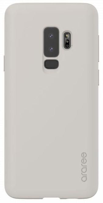 Чехол (клип-кейс) Samsung, для Samsung Galaxy S9, KDLAB Inc Airfit, 1045499, серый