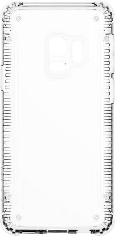 Чехол Samsung для Samsung Galaxy S9 KDLab Inc Megabolt, 1045510, прозрачный samsung le40a656a