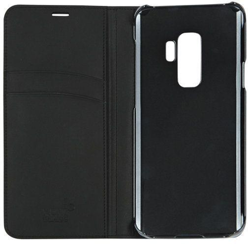цена на Флип-кейс Samsung GP-G960MBCFAAA для Samsung Galaxy S9 Montblanc Sartorial, 1065518, черный