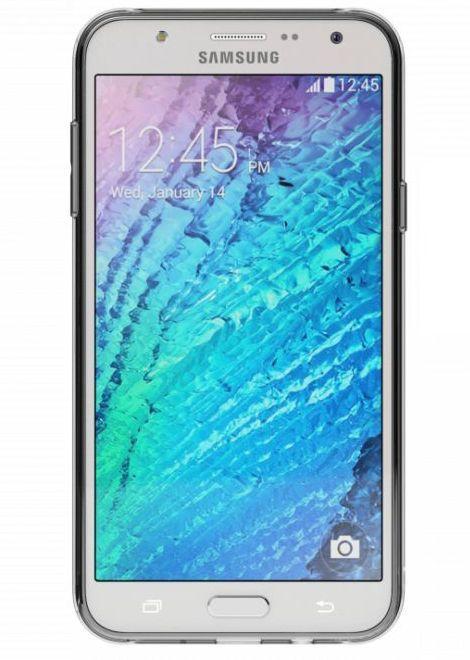 Чехол (клип-кейс) Samsung, цвет: черный, для Samsung Galaxy J7 neo araree, 1013000, GP-J700KDCPBAB