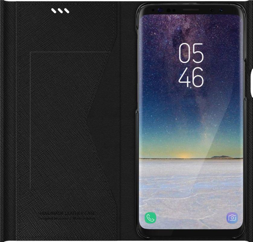 Чехол Samsung KDLab Inc Bonnet stand, для Samsung Galaxy S9, 1045494, Black стилус other apple ipad samsung galaxy s3 i9300 21 eg0628