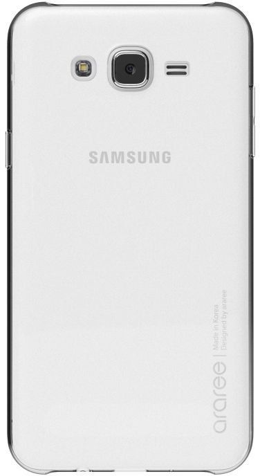 Чехол Samsung GP-J700KDCPBAA для Samsung Galaxy J7 neo araree, 1012998, прозрачный samsung ln40a