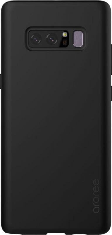 Чехол Samsung araree Airfit, для Samsung Galaxy Note 8, 1003108, Black printio чехол для samsung galaxy note