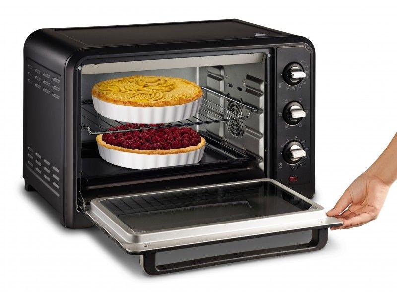 все цены на Мини-печь OX464810, цвет: черный, 33л, 3300Вт онлайн