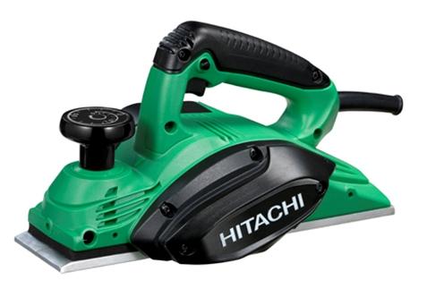 цена на Рубанок Hitachi P20ST, 580Вт, 82мм, 17000об/мин, 892875, зеленый