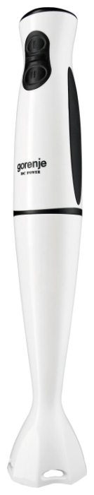цена на Блендер Gorenje HBX480QW, белый, черный