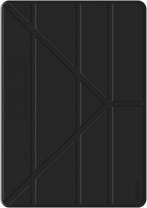 Чехол Deppa Wallet Onzo для Apple iPad 9.7, 88045, black