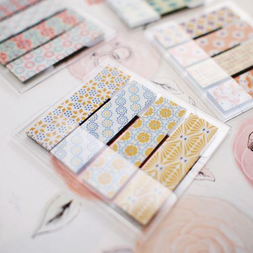 Закладки самоклеющиеся пластиковые Stick`n 26080 45x12мм 4цв.в упак. 20лист Z-сложение