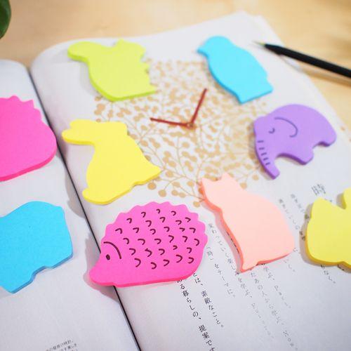 цена Блок самоклеящийся бумажный Stick`n, кролик, цвет: желтый, 50 листов. 21772 онлайн в 2017 году