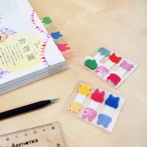 Закладки Stick`n, самоклеящиеся, 3 цвета
