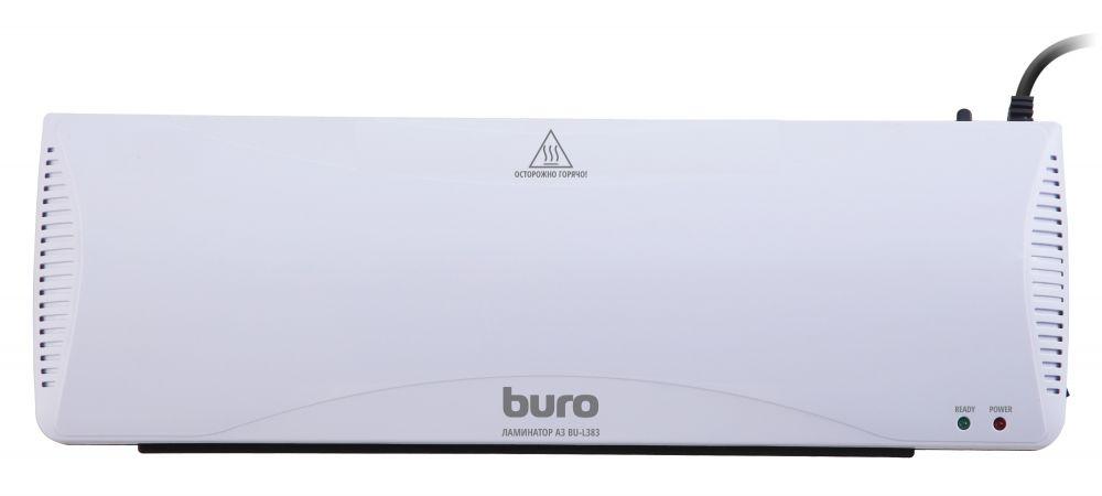 Ламинатор Buro BU-L383 OL383, 1061663, A3, белый ламинатор бумаги buro bu l283 ol283 белый