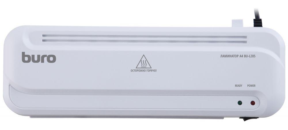 Ламинатор Buro BU-L285 OL285, 1061667, A4, белый ламинатор бумаги buro bu l283 ol283 белый