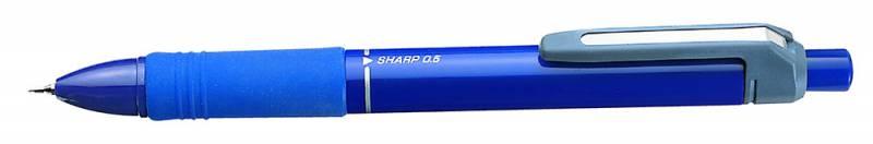Ручка многофункциональная Zebra Sharbo SK+1, 829391, цвет чернил синий ручка zebra j4sa11