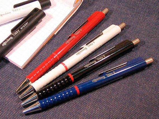 Ручка шариковая Rotring Tikky Ii, 1904742, Желтый, Синие Чернила ручка шариковая rotring rapid pro 1904292 черный