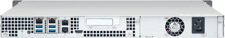 лучшая цена Сетевое хранилище QNAP Original, TS-453BU-4G 4-bay