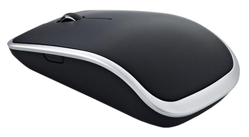 Мышь Dell WM514 лазерная 1000dpi беспроводная USB для ноутбука, 570-11537, черный цена