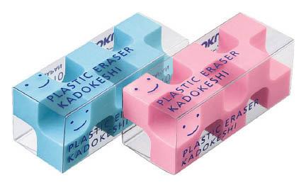 Ластик Kokuyo Keshi-U750, голубой, 828966, розовый, 2 шт би смарт би смарт cd поскорее засыпай…