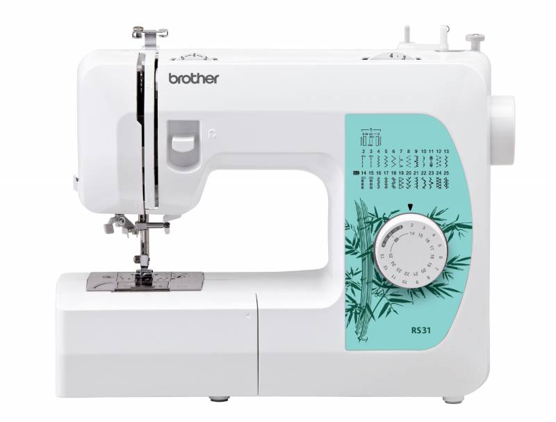 Швейная машина Brother RS-31, цвет: белый. 414210